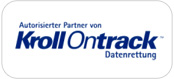 Autorisierter Partner von Kroll on Track
